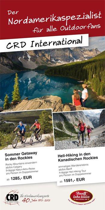 Flyer - Banff