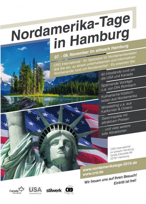 Anzeige Nordamerikatage 2015