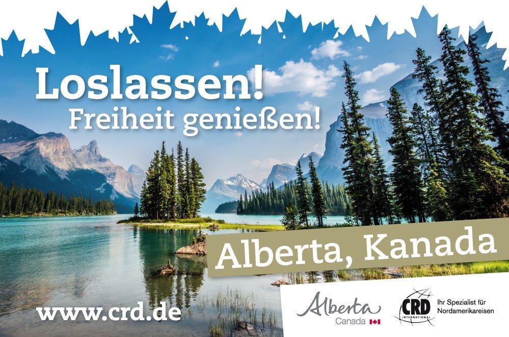 Groundposter XXL Alberta