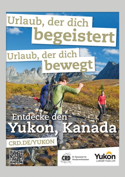 Plakat-Yukon