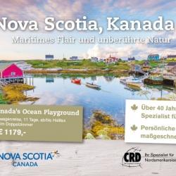 Anzeige Kanada - Nova Scotia