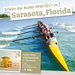 1/1 Seite Printanzeige Anzeige Rudersport Magazin