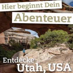 Plakat-Utah