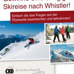 Gewinnspielflyer-Whistler